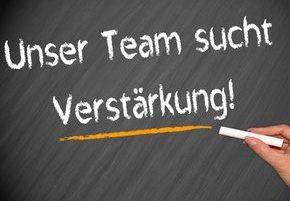 Motivbild Unser Team sucht Verstärkung